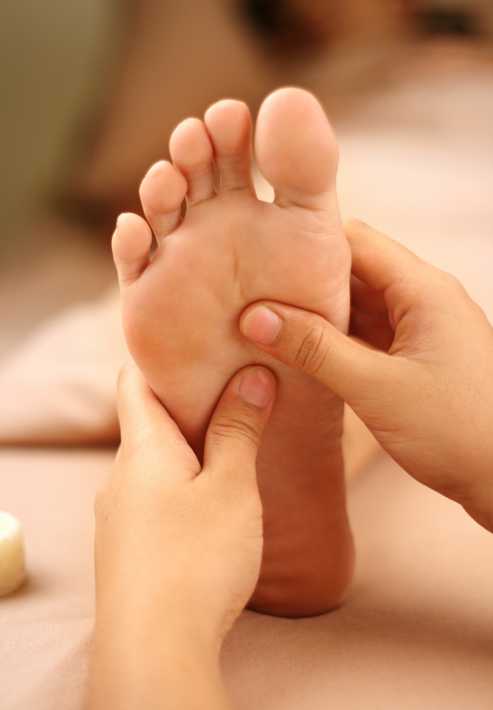 Foot for IR